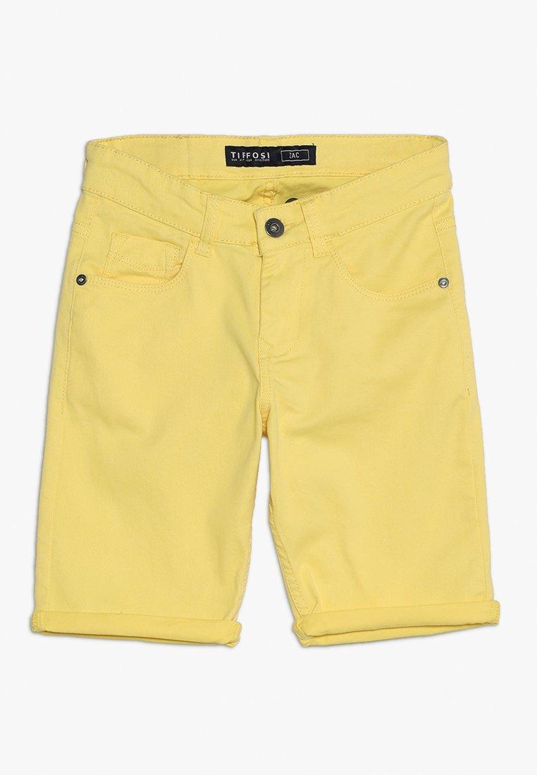 Tiffosi - ZAC - Jeans Shorts - amarelo