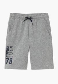 Tiffosi - KAPROS - Teplákové kalhoty - grey - 0