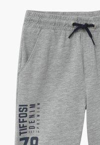 Tiffosi - KAPROS - Teplákové kalhoty - grey - 3