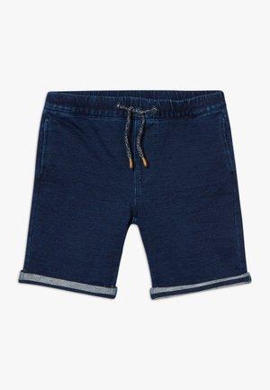 BECKHAM - Denim shorts - blue