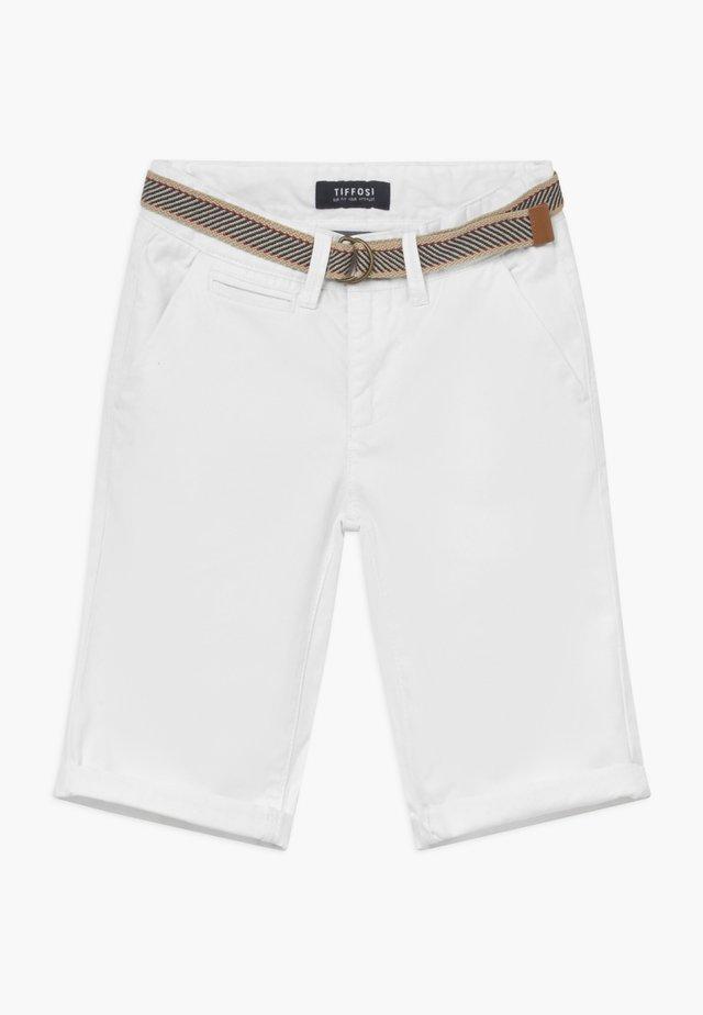 HENRY - Shorts - white