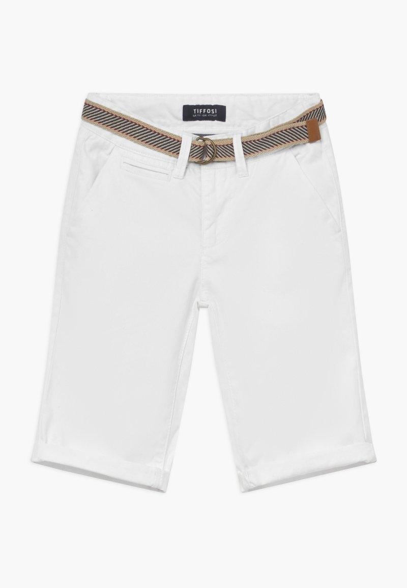Tiffosi - HENRY - Shortsit - white