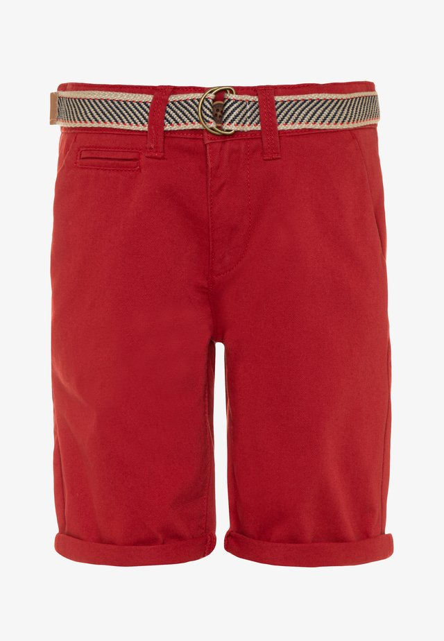 HENRY - Shorts - red