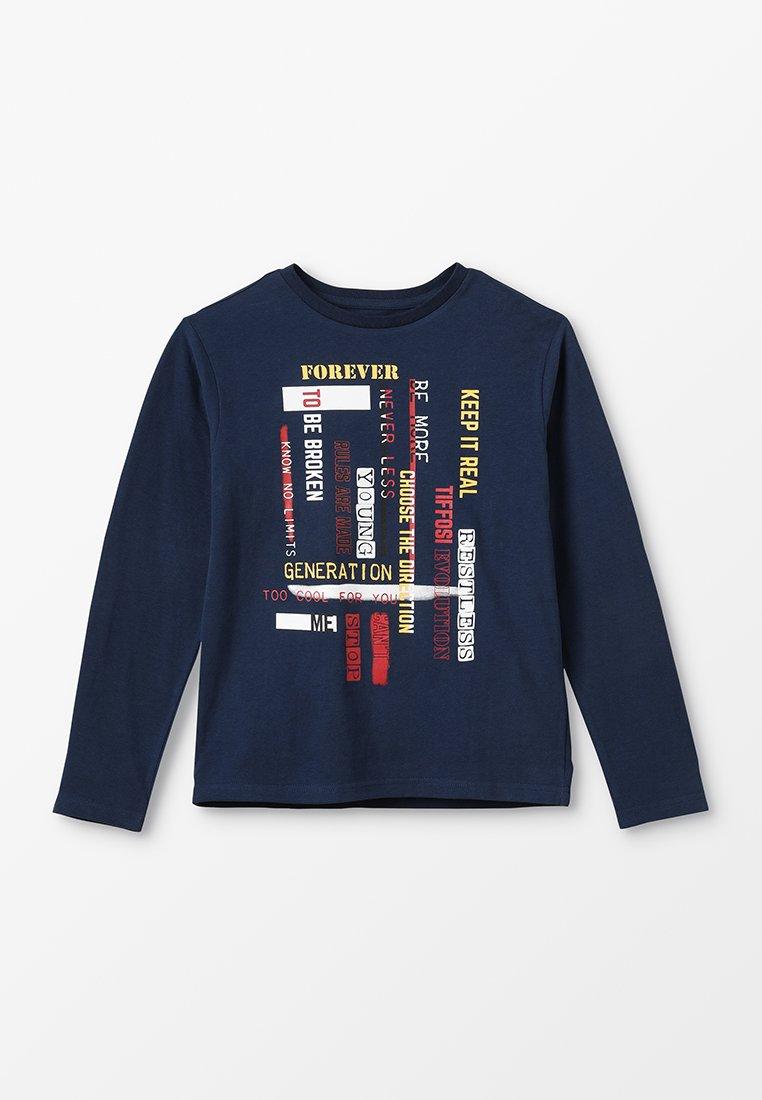 Tiffosi - HENRY - Langarmshirt - azul