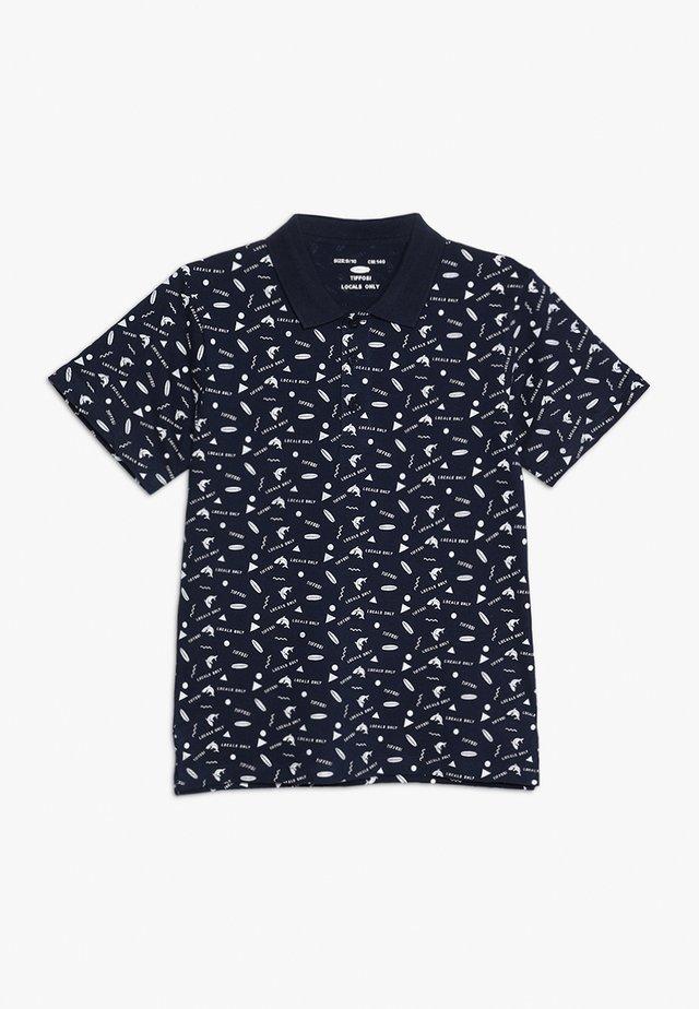SEOUL - Poloshirt - azul