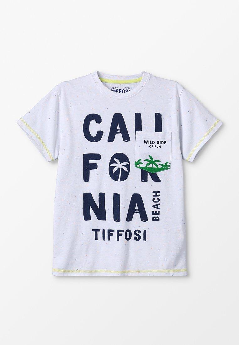 Tiffosi - TIM - T-Shirt print - branco