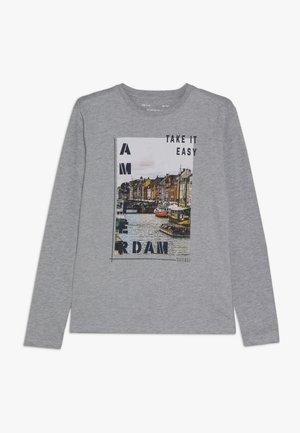 NEPTUNO - Pitkähihainen paita - grey