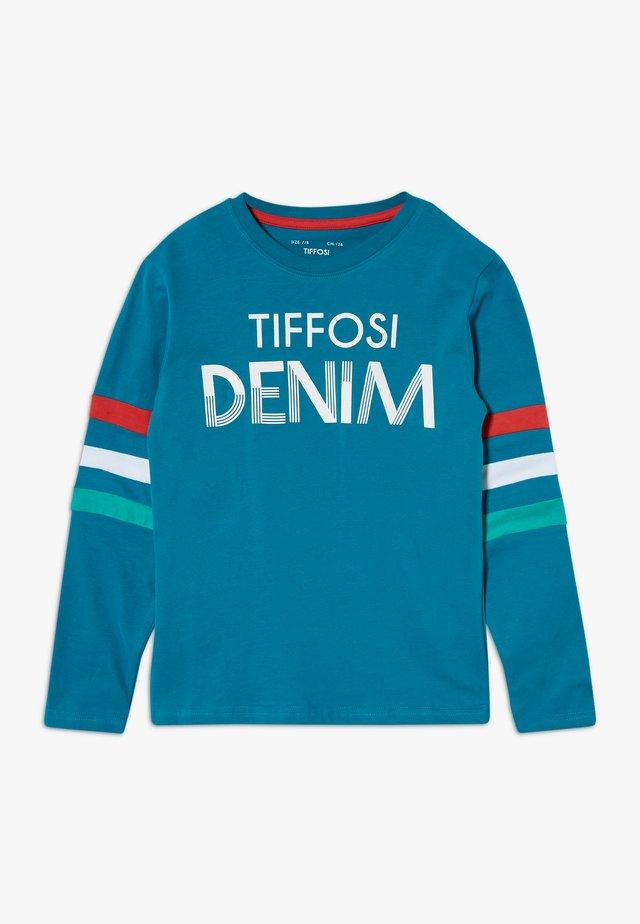 ALBERTO - Långärmad tröja - blue