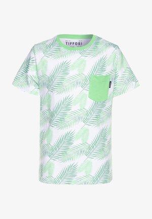 BOARDS - T-shirt print - green