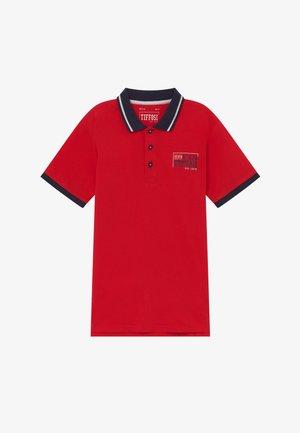 DANI - Polo - red