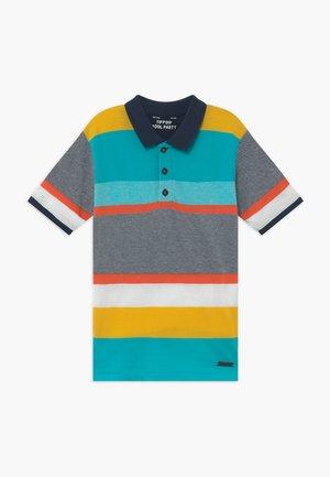 VALKOS - Polo shirt - blue