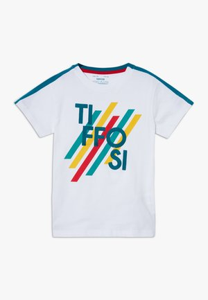 GROVER - T-Shirt print - white