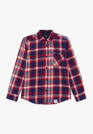 SURESH - Shirt - blue