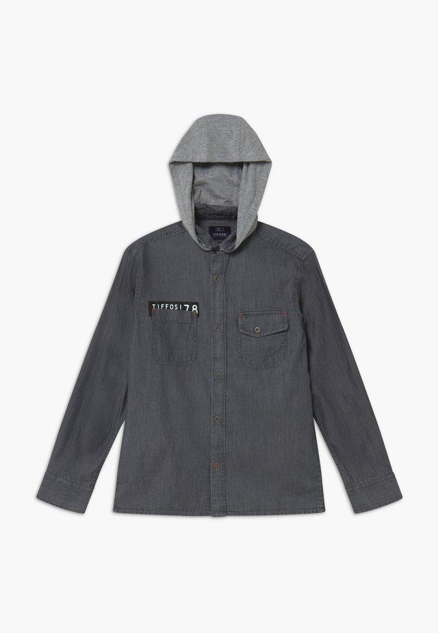 JUNIPHER - Overhemd - grey