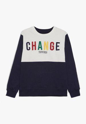 MILES - Sweatshirt - bege