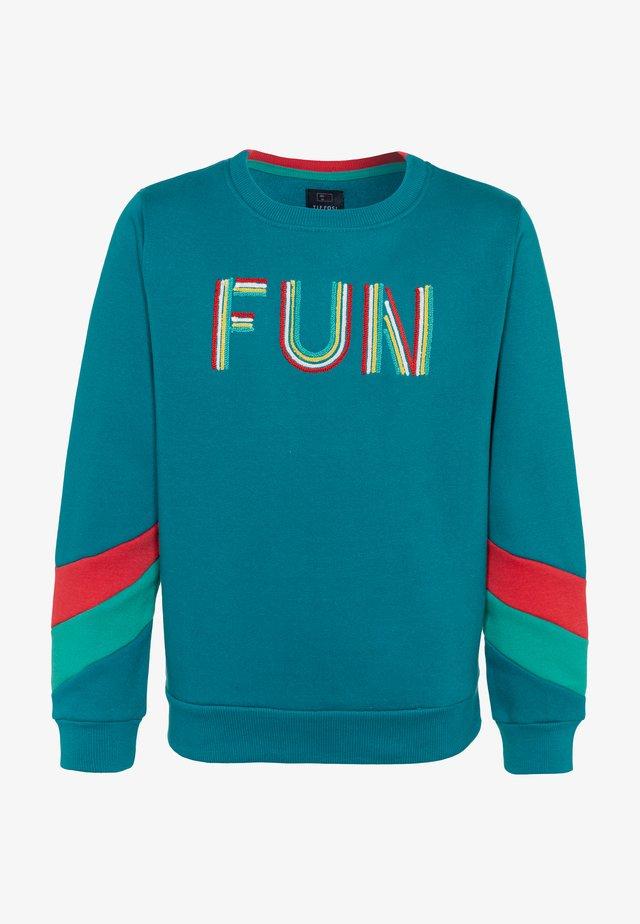 LUCA - Sweatshirt - blue