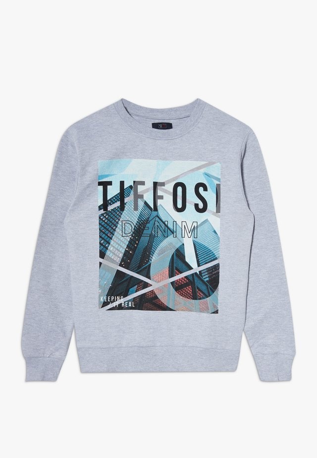 HANS - Sweatshirt - grey