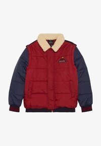 Tiffosi - FAUSTO 2-IN-1 - Giacca invernale - red - 4