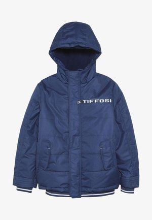MARINO - Winter jacket - blue