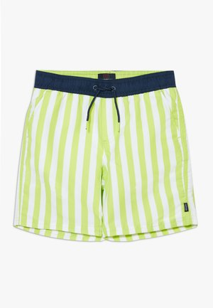 PETER - Shorts da mare - green fluor