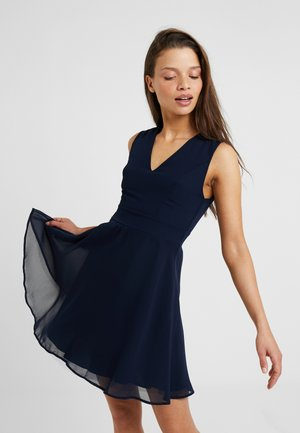 NORDI DRESS - Cocktailjurk - navy