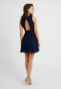 TFNC Petite - NORDI DRESS - Cocktail dress / Party dress - navy - 2