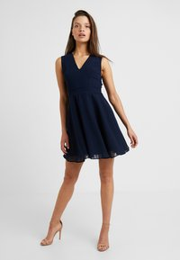 TFNC Petite - NORDI DRESS - Cocktail dress / Party dress - navy - 1