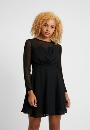VIRGIN DRESS - Robe de soirée - black