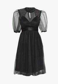 TFNC Petite - YOKO DRESS - Juhlamekko - black - 4