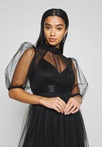 TFNC Petite - YOKO DRESS - Juhlamekko - black - 3