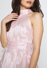 TFNC Petite - SANIRI MINI DRESS - Koktejlové šaty/ šaty na párty - pink - 4