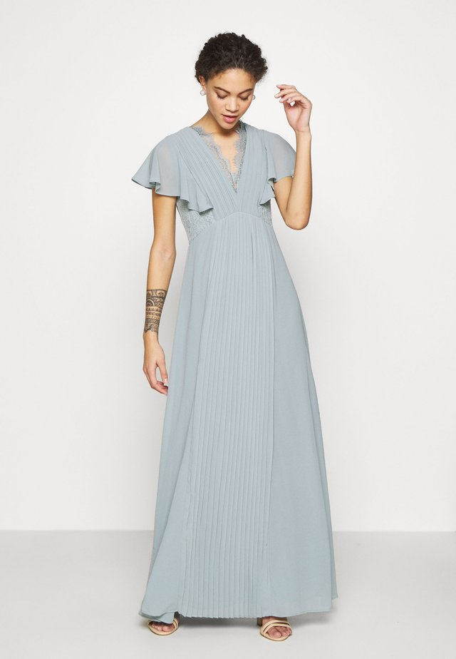 JONNA  - Robe de cocktail - dusty sage
