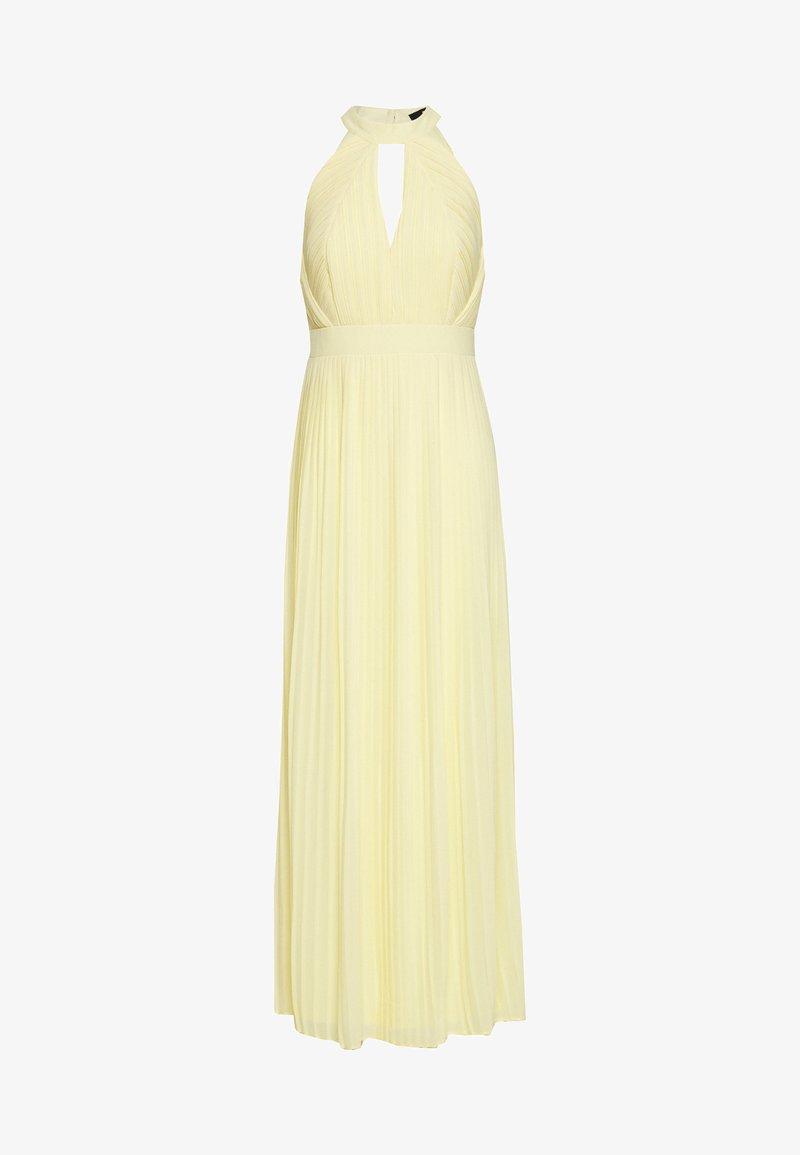 TFNC Petite - TARYN MAXI - Společenské šaty - pastel yellow