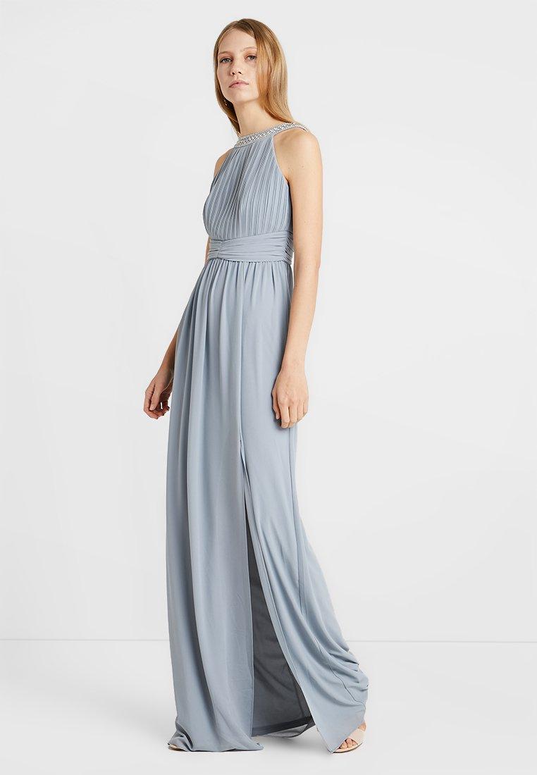 TFNC Tall - MARTHA MAXI - Vestido de fiesta - grey blue