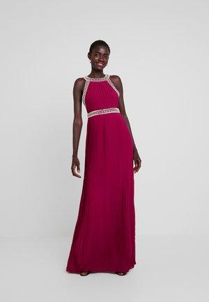 JANICE - Vestido de fiesta - dark red