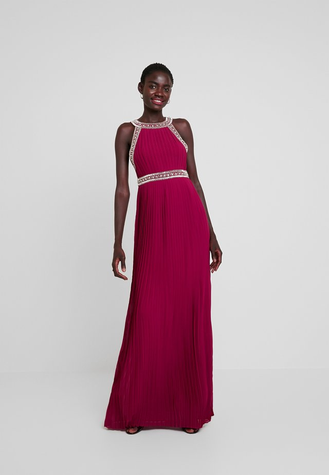 JANICE - Occasion wear - dark red