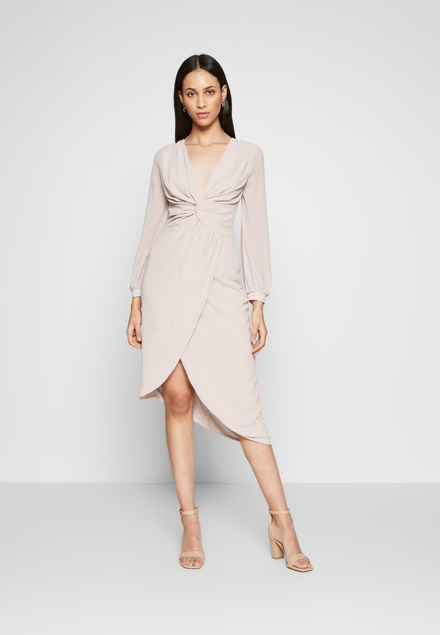 TAMAYO DRESS - Cocktail dress / Party dress - new mink