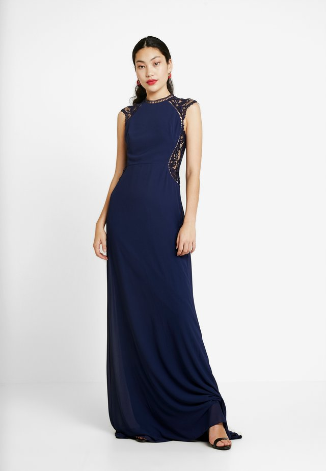 ANEKA MAXI - Occasion wear - navy