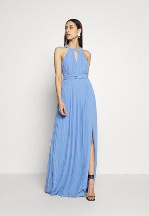 IVONNE MAXI - Společenské šaty - blue