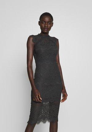 YSANNE BODYCON - Koktejlové šaty/ šaty na párty - grey