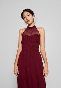 TFNC Tall - SAMANTHA TALL - Vestito elegante - burgundy - 3