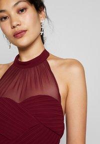 TFNC Tall - SAMANTHA TALL - Vestito elegante - burgundy - 4