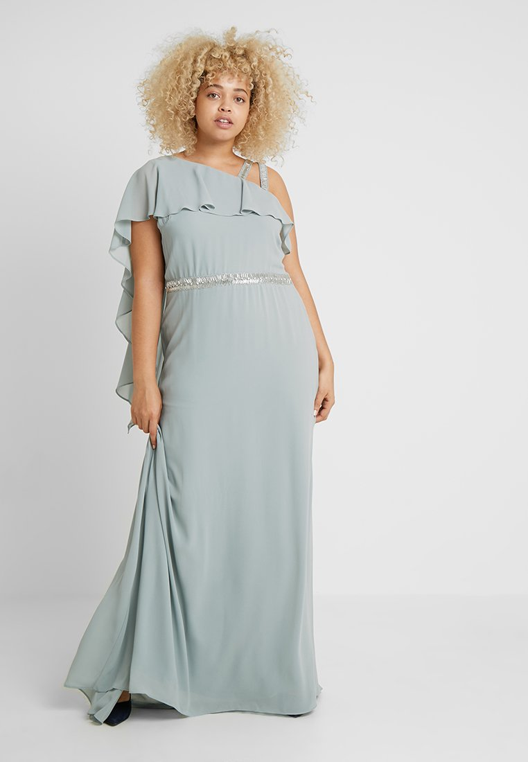 TFNC Curve - EXCLUSIVE VEVINA MAXI - Cocktail dress / Party dress - green