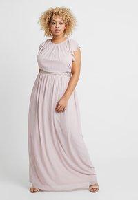 TFNC Curve - EXCLUSIVE JACOBA DRESS - Suknia balowa - new mink - 0