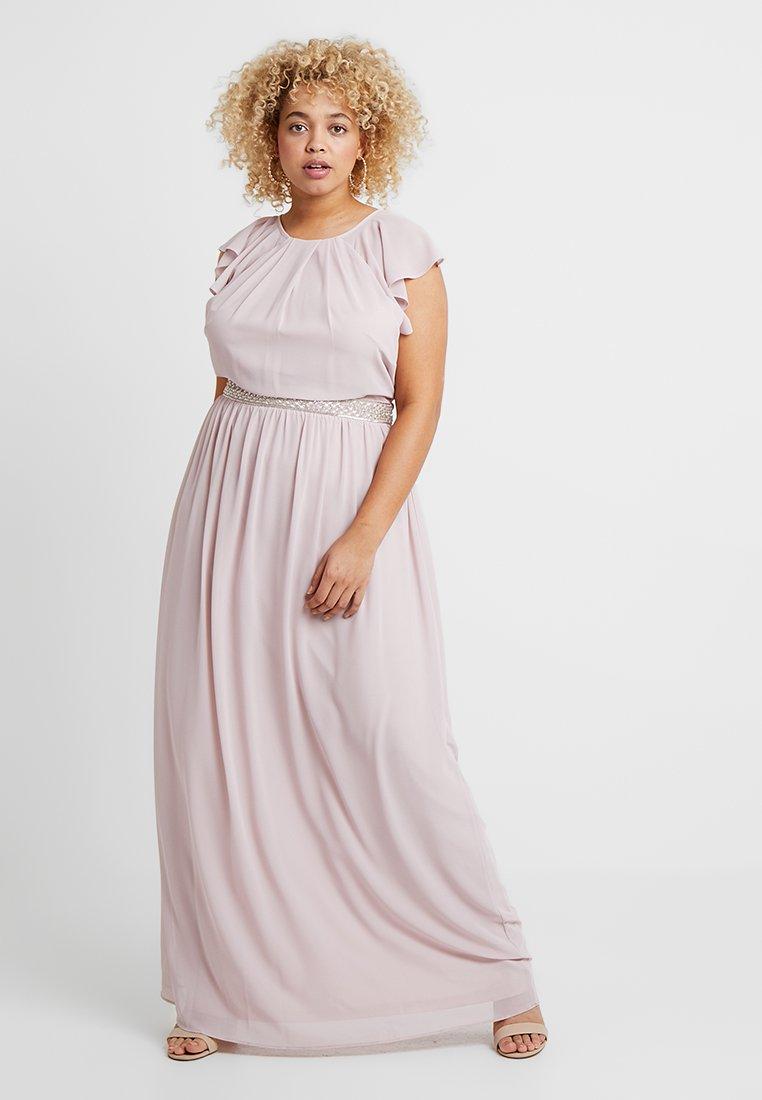TFNC Curve - EXCLUSIVE JACOBA DRESS - Suknia balowa - new mink