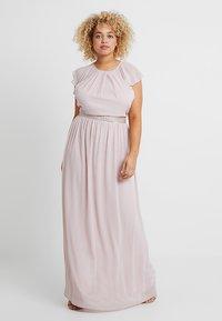 TFNC Curve - EXCLUSIVE JACOBA DRESS - Suknia balowa - new mink - 1