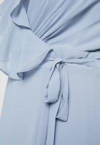 TFNC Curve - EXCLUSIVE JANEAN MIDI DRESS - Juhlamekko - grey blue - 7
