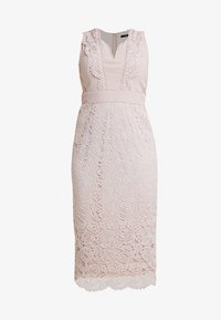 TFNC Curve - EXCLUSIVE OHANNA MIDI LACE DRESS - Cocktailkjole - whisper pink - 4