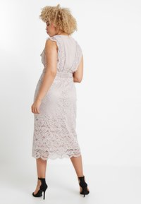 TFNC Curve - EXCLUSIVE OHANNA MIDI LACE DRESS - Cocktailkjole - whisper pink - 2