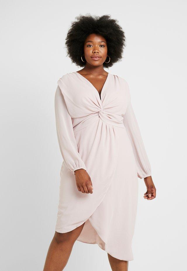 TAMAYO DRESS - Cocktail dress / Party dress - new mink